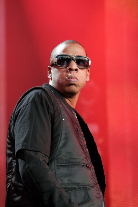 Jay Z_Wireleess Festival Hyde Park photographer Karen Toftera