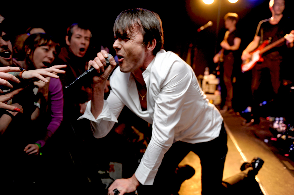 Suede Bloodsports Album Launch copyright Karen Toftera