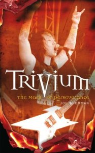 Trivium: The Mark Of Perseverance - cover and inlay shots by Karen Toftera