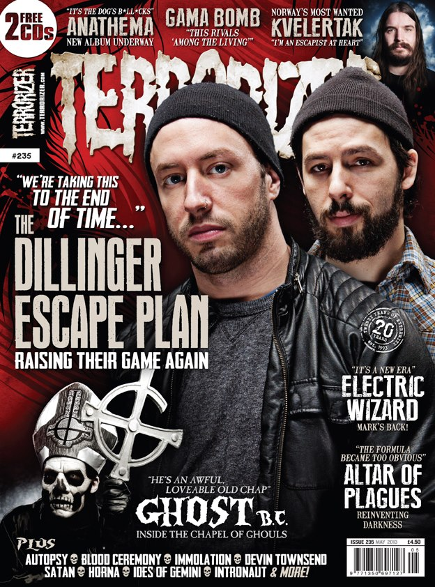 New Terrorizer Magazine