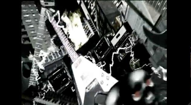 Kerrang TV ad still