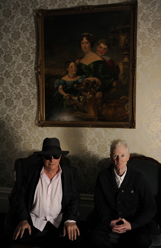 Peter Hammill and Gary Lucas Esoteric