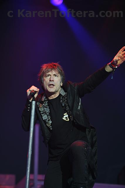 Iron Maiden Bruce Dickinson Download Festival 2013