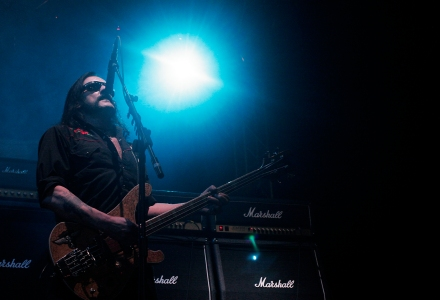 Lemmy Kilminster Motorhead c Karen Toftera