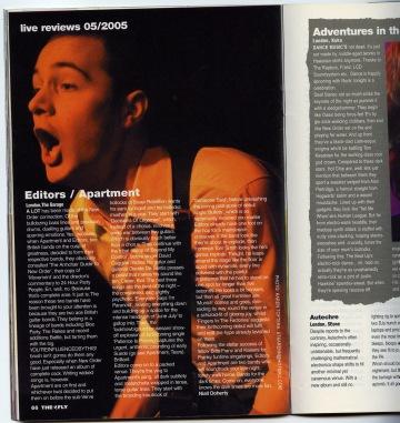 Editors The Fly Magazine