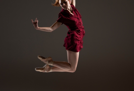 Karen Toftera Dance Photography Kesi Rose at Rachel Neville workshop