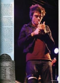 Pete Doherty Artrocker